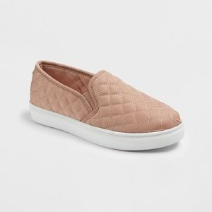 WORN ONCE Stevies by Steve Madden quilted sneakers
